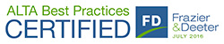 Best Practices Certified